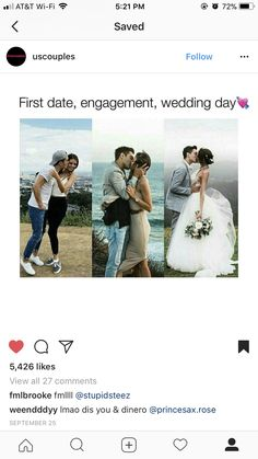 Jess and Gabe are literally couple goals! Wedding Quotes, Wedding Goals, Wedding Humor, Wedding Pictures, Boho Wedding, Wedding Engagement, Wedding Planning, Dream Wedding, Wedding Day