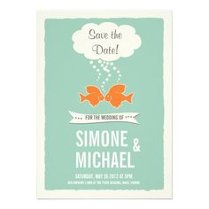 Discount DealsSave the Date with kissing Fish Personalized InvitesWe have the best promotion for you and if you are interested in the related item or need more information reviews from the x customer who are own of them before please follow the link to see fully reviews