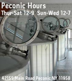 Peconic location, Greenport Brewery