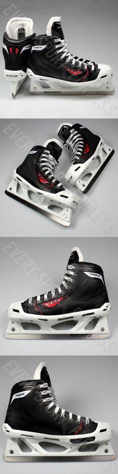 Ice Hockey-Youth 26342: New Ccm Hockey Rbz 70 Goalie Ice Hockey Skates - Junior Lists @ $170 -> BUY IT NOW ONLY: $119.99 on eBay!