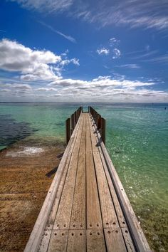 Pier at Augusta Bay south of Margaret River, Western Australia Perth Australia, Western Australia, Australia Travel, Oh The Places You'll Go, Places To Travel, Places To Visit, Tasmania, Westerns, Down South