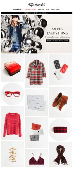 Madewell : Gifts