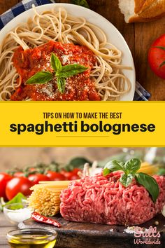 When you cook fresh spaghetti noodles in their own juices, they're full of great vitamins like iron, Vitamin C, and B6, as well as plenty of protein. To make sure your noodles come out just right, use fleur de sel instead of the more often-used table salt. Season your noodles according to your liking: Italian red sauce, garlic sauce, tomato sauce, or even broccoli-base sauces. And while you're at it, top off your spaghetti with a fresh clove of garlic to add that extra zing.#saltsworldwide Easy Spaghetti Bolognese, Best Spaghetti, Homemade Spaghetti, Spaghetti Noodles, Breakfast Lunch Dinner, Dessert For Dinner, Dinner Menu, Garlic Sauce, Tomato Sauce