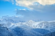 Podhale/ Poland  #winter #landscape