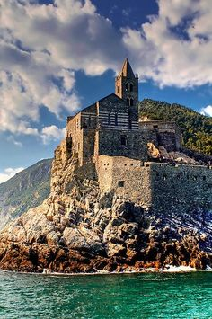 Portovenere, province of La Spezia, Liguria. Our tips for 25 places to visit in Italy: http://www.europealacarte.co.uk/blog/2012/01/12/what-to-do-in-italy/