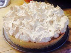 Zitronentarte mit Baiserhaube Pie, Homemade, Desserts, Food, Torte, Tailgate Desserts, Cake, Deserts, Home Made