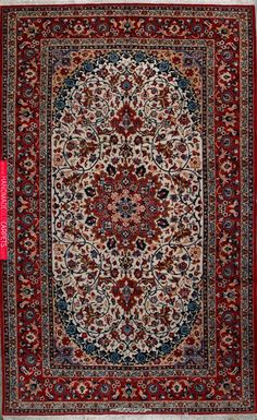 Buy Real Persian Rugs Made in Iran. Buy Authentic Handmade Persian Rugs at Lowest Price. Persian Silk Rugs, Antique Persian Carpets, Oriental Rugs at OLDCARPET. Persian Carpet, Persian Rug, Oriental Carpet, Oriental Rugs, Iranian Rugs, Decoupage, Rug Inspiration, Carpet Colors, Home Rugs