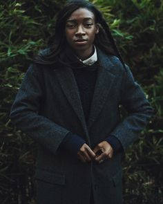 lucierox: Little Simz by Lucie Rox for IDOL Mag