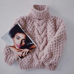 Free Crochet Sweater Patterns Together For You! com sweaters Free Crochet Sweater Patterns Together For You! Crochet Jumper, Chunky Crochet, Sweater Knitting Patterns, Baby Knitting, Knit Crochet, Simple Crochet, Free Knitting, Crochet Patterns, Winter Sweaters