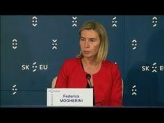 Mogherini says EU army not 'any time soon'