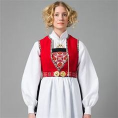 Sunnhordland Norwegian Clothing, Costumes, Folk Costume, Traditional Dresses, Norway, Jackets, Clothes, Jr, Frozen