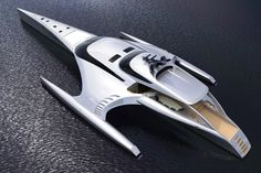 super yachts | Super yacht Adastra: a $42.5m Power Trimaran