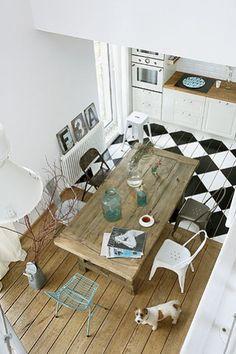 Enjoy Your Home: Biało-Miętowe