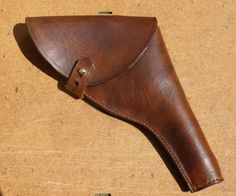 Custom made leather equipment Pistol Holster, Holsters, Leather Pattern, Indiana Jones, Raiders, Wwii, Sunglasses Case, Indie, How To Draw Hands