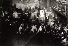 Drag ball of the 1920s