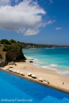 Dreamland Beach, Bali - Ordinary Traveler