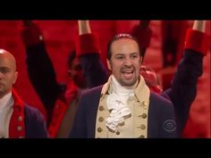 """Hamilton"" Tony Awards 2016 Amazing Performance - YouTube Hamilton Tony Awards, Cast Of Hamilton, 7th Grade Social Studies, Lin Manuel, American Revolution, The Little Mermaid, Musicals, It Cast, Amazing"