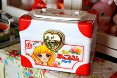 #かんごふさんバッグ #昭和toy #retro