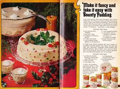 Garage Sale Finds: Reader's Digest Condensed - December 1968 Vintage Ads Food, Orange Juice Concentrate, Garage Sale Finds, Jello Molds, Christmas Albums, Readers Digest, Onion Soup, Taste Buds, December