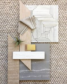 A moodboard is always an inspiration to interior design! Moodboard Interior, Material Board, Interior Design Boards, Farmer's Daughter, Colour Board, Colour Schemes, House Colors, Colorful Interiors, Decoration