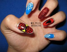 """""""The Amazing Spider-Man"""" nails."""