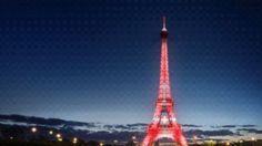 La Tour Eiffel aux couleurs de la Suisse?
