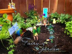 10 Enchanting Fairy Gardens - In The Playroom