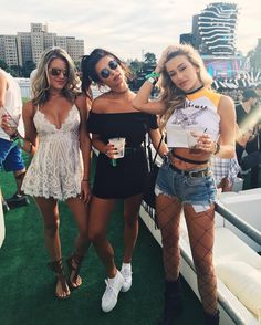 hiphop festival outfit