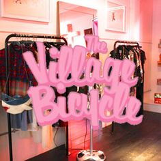 Best Boutique Fashion Store In London Village Bicycle Moves East!