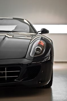 Ferrari 599 GTB |Luxury Photography - KouraJewels