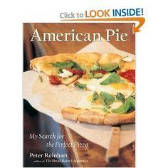 Part Cookbook, part Pizza travels, All Good.