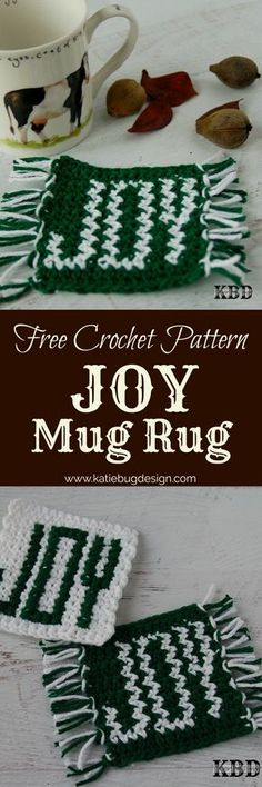 This free crochet pattern makes the perfect small gift. #freepattern #crochet