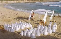 Beach ceremony under the ALGARVE sky
