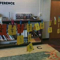 This gives me a good idea for teaching fractions on a number line. I could do one large number line across the room from and have small groups add fractions between whole numbers 3rd Grade Fractions, Teaching Fractions, Fifth Grade Math, Math Fractions, Multiplication, Equivalent Fractions, Ordering Fractions, Teaching Math, Comparing Fractions