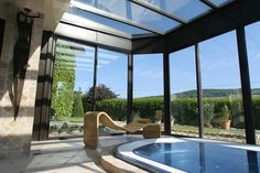 Relais & Chateaux - In the Champagne region just a few minutes from Epernay, there is a paradise of well-being and good living. Hostellerie La Briqueterie - FRANCE #relaischateaux #europa