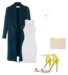 """""""Untitled #10"""" by deniaparham on Polyvore featuring L.K.Bennett, Givenchy, Charlotte Russe and ISABEL BENENATO"""