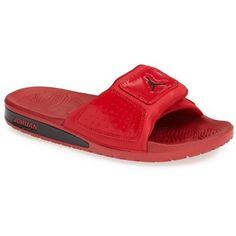 db316e76da1b  48.00 Nike  Jordan Hydro 3  Sandal Gym Red  Black  Gym Red 10 M
