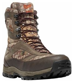 46230 Danner Women's High Ground Hunting Boots - Realtree
