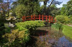 Japanese Garden, Irish National Stud
