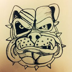 """BuLLdog """"I eat the frog"""" Soon in your town."""