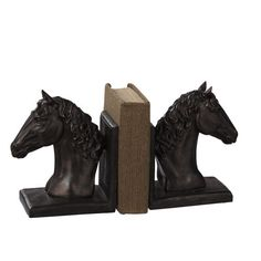 MidwestCBK Horse Bookend Pair >>> Visit the image link more details.