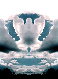 Angel In The Clouds by griffithjune49, via Flickr