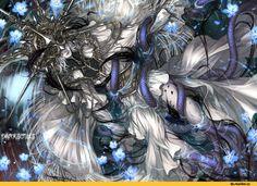 Dark Souls,фэндомы,Gwyndolin,DS персонажи,DS art
