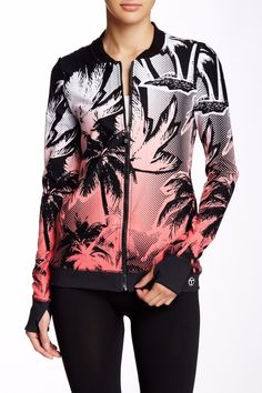 Now available: Trina Turk TR6F13... Be the first to see it!: http://www.swankybazaar.com/products/trina-turk-tr6f135-palm-beach-bomber-jacket-size-s?utm_campaign=social_autopilot&utm_source=pin&utm_medium=pin