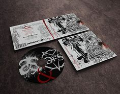 "Check out new work on my @Behance portfolio: ""DAMNATION - album"" http://be.net/gallery/41258949/DAMNATION-album"