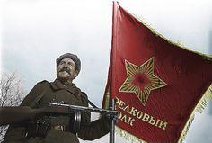 Soviet soldier wwii