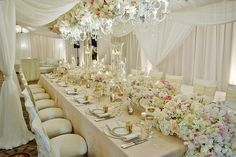 WedLuxe– The Floral Experience | Photography by: Hong Photography Follow @WedLuxe for more wedding inspiration!
