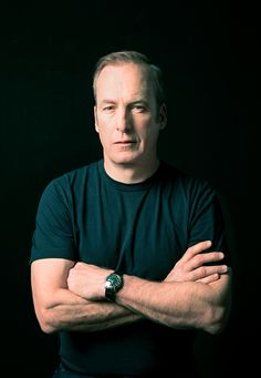 """seagirlsf: """" Bob Odenkirk, photographed by Michael Lewis."""""""
