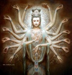 Kwan yin | Wonalitxia© Teoría y Práctica de la experiencia Espiritual Humana ...