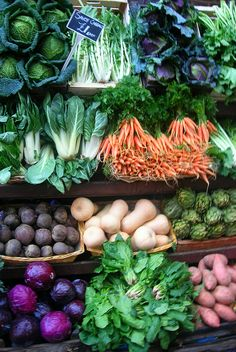 Vegetables - Borough Market | Flickr - Photo Sharing!